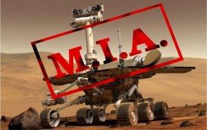 Robot de Exploración Marciana Spirit